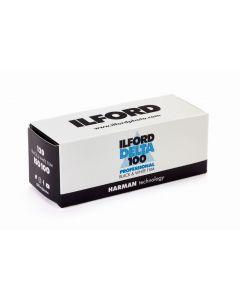 Ilford Delta 100 Professional 120 Format Film