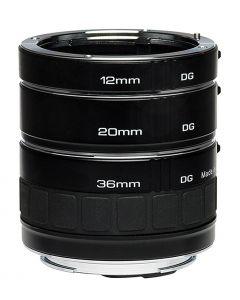 Kenko Teleplus AF Extension Tube Set DG (Nikon FX Fit)