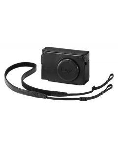 Panasonic DMW-PHS83XEK Leather Case for TZ80