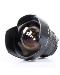 Used Nikon 15mm f3.5 AIS Lens (Slight Mark to Front Element)