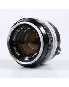 Used Nikon 50mm f1.4 Prime Lens (F Mount)