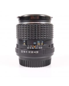 Used Pentax 100mm F2.8 SMC-M Telephoto Lens