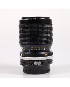 Used Nikon 35-105mm F3.5/4.5 AIS Wide Angle Zoom Lens