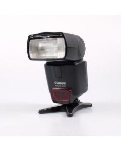 Used Canon 430EX Speedlite Flashgun