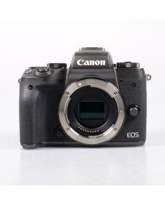 Used Canon EOS M5 Mirrorless Camera Body