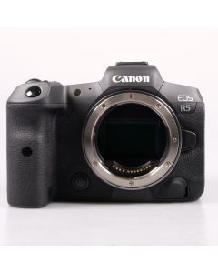 Used Canon EOS R5 Mirrorless Digital Camera Body