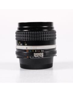 Used Nikon 28mm F3.5 AI Wide Angle Lens