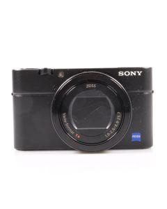 Used Sony RX100 IV Digital Compact Camera