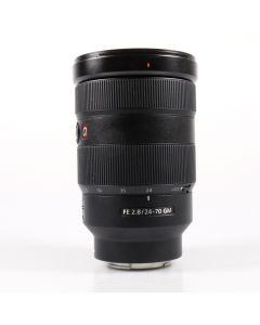 Used Sony 24-70mm f2.8 FE GM (SEL2470GM) Zoom Lens