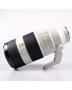 Used Sony 100-400mm F4.5/5.6 FE OSS GM Telephoto Zoom Lens