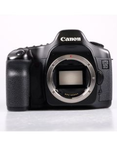 Used Canon EOS 5D DSLR Camera Body BG-E4 Battery Grip