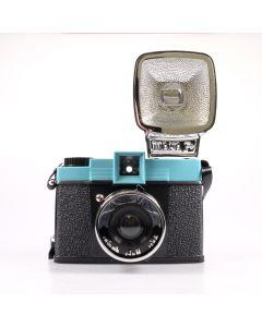 Used Lomography Lubitel Diana + Flash Medium Format Film Camera