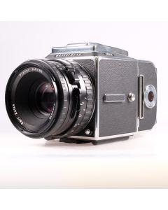 Used Hasselblad 501cm Medium Format Camera & C. Zeiss 80mm F2.8 CB T* Planar Lens
