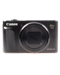 Used Canon Powershot SX740 HS Digital Compact Camera