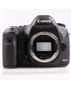 Used Canon EOS 5D Mark III DSLR Camera Body (4200 shutter actuations)