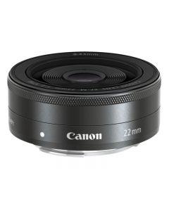 Canon 22mm f2 STM EF-M Lens