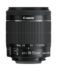 Canon 18-55mm f3.5-5.6 IS STM EF-S Zoom Lens (Split Kit Lens)