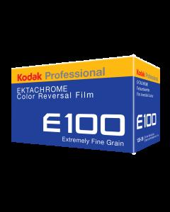 Kodak Ektachrome E100 Color Reversal 35mm Film