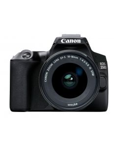 Canon EOS 250D DSLR Camera & 10-18mm IS STM Wide Kit