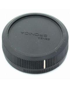 Used Bronica ETR Lens & Body Cap