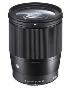 Sigma 16mm f1.4 DC DN Contemporary Lens (Micro FourThirds)