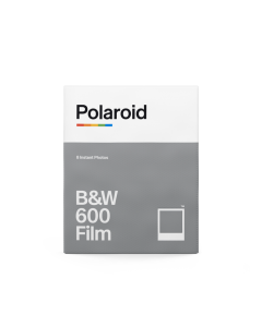 Polaroid 600 Black & White Instant Print Film