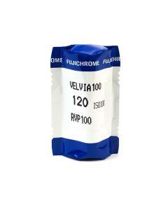 Fujifilm Velvia 100F 120 Format Film