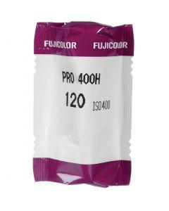Fujifilm Fujicolor Pro 400H 120 Format Film