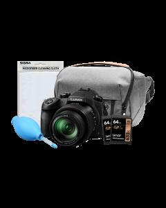 Panasonic Lumix FZ1000 Digital Bridge Camera Complete Kit