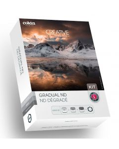 Cokin Gradual ND Filter Kit for L-Size / Z-Pro Series (with Filter Holder)