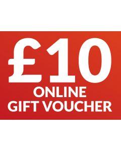 CameraWorld £10 Gift Voucher (Online Only)