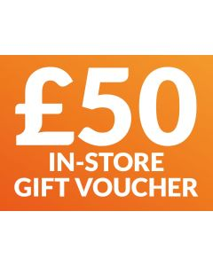 CameraWorld £50 Gift Voucher (In-store Only)