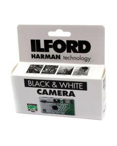 Ilford HP5 Plus Black & White Single Use Camera