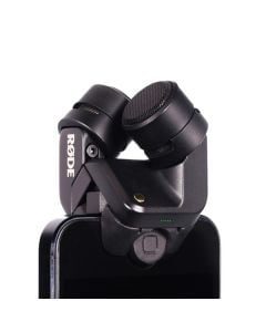 RODE iXY Stereo Mic with Lightning Connector for iPhone 5(S/C)