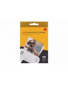 "Kodak 3x3"" Paper Cartridge 30 Photo Pack"