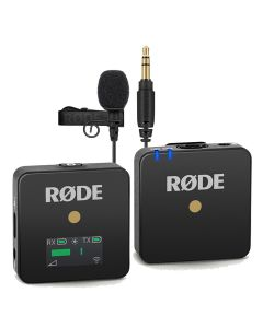 Rode Lavalier GO and WIRELESS GO Compact Wireless Microphone System EXCLUSIVE KIT