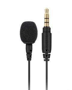 Rode Lavalier GO Wearable Microphone - Black