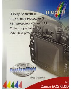 Kaiser LCD Protective Film for Canon EOS 650D