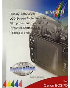Kaiser LCD Protective Film for Canon EOS 7D