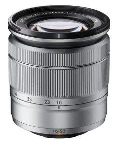 Fujifilm 16-50mm f3.5-5.6 OIS II XC Lens (Silver)