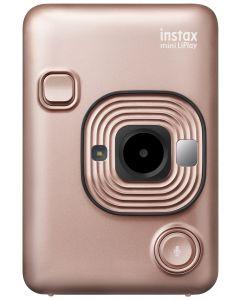 Fujifilm Instax Mini LiPlay (Blush Gold)