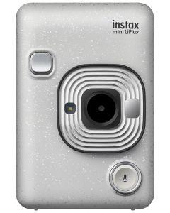 Fujifilm Instax Mini LiPlay (Stone White)