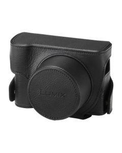 Panasonic DMW-CLX100 Leather Case (Black)