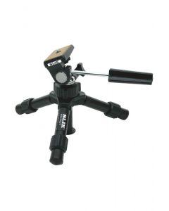 Slik Mini-Pro V Tripod With 2-Way Pan Head