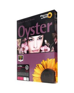 """PermaJet 6x4"""" (10x15cm) Oyster Photo Paper (Pack of 100)"""