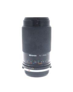 Used Miranda 70-210mm F4.5 Telephoto Zoom Lens (Olympus OM Fit)