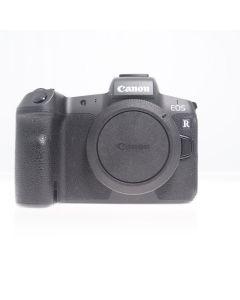 Used Canon EOS R Mirrorless Camera Body