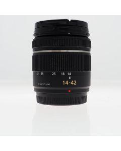 Used Panasonic 14-42mm F3.5/5.6 G Vario Zoom lens