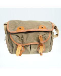 Used Billingham 225 Camera Bag (Khaki/Tan)