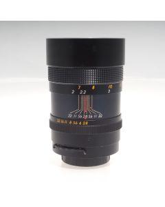 Used Hanimar 135mm f2.8 (M42 Screw Fit)